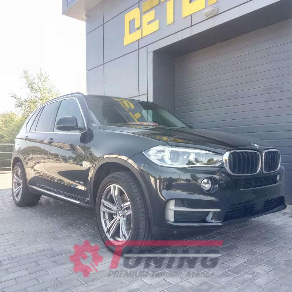 BMW X5 защита ЛКП