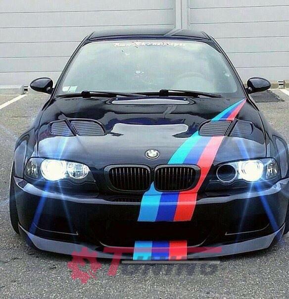 BMW дизайнерский апгрейд